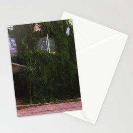 House on the outskirts Stationery Cards