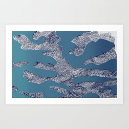 Change In The Weather Art Print