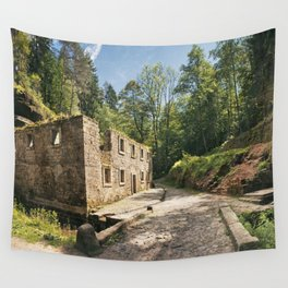 Dolsky Mill Wall Tapestry