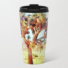 Joshua Tree VG Hills by CREYES Metal Travel Mug