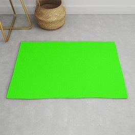 Chroma Key Green Rug