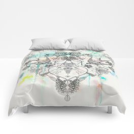 The Story of my heart by Luca Johnson Comforters