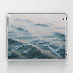 Blue Underneath Laptop & iPad Skin