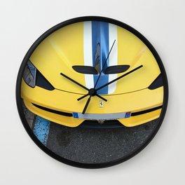 F€RRARI 458 SP€CIAL€ Wall Clock