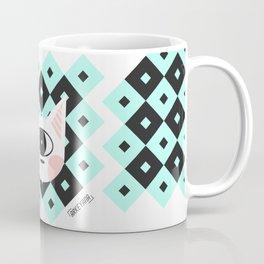 Cat Cyclops Coffee Mug