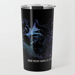 Space Cowboy Travel Mug