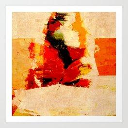 Tapioca Art Print