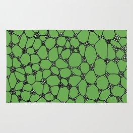 Yzor pattern 006-4 kitai green Rug