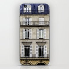 French Architecture iPhone & iPod Skin