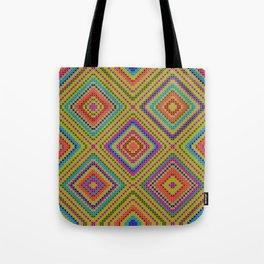 hang on to rhomb self Tote Bag