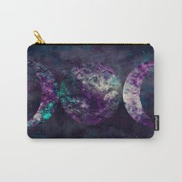 Triple Moon Goddess Universe Carry-All Pouch