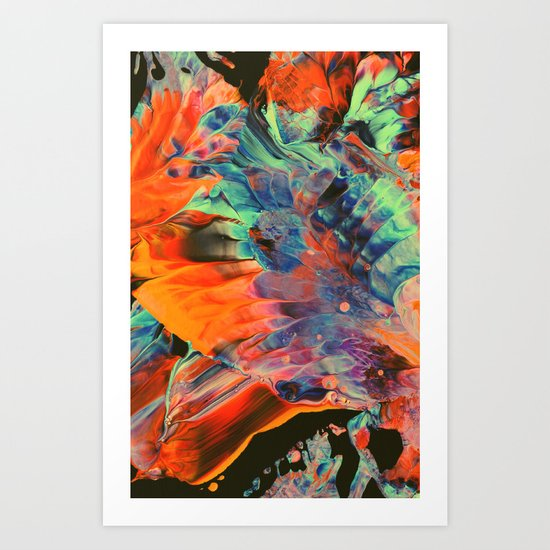 untitled* Art Print