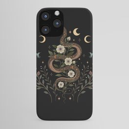 Serpent Spell iPhone Case