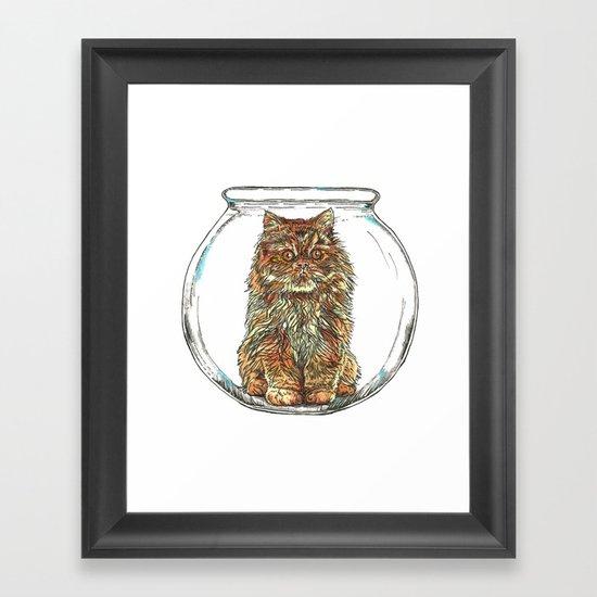 For you. Framed Art Print