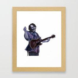 John Bell- Singing Framed Art Print