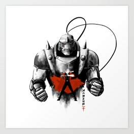 Brotherhood Art Print