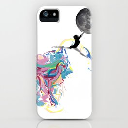 AFTERMOON iPhone Case