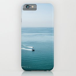 Summer Rush | Landscape Photography | Beach iPhone Case