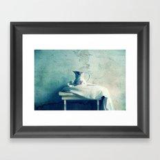 cafetière  Framed Art Print