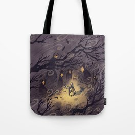 Could It Be The Wind? Tote Bag