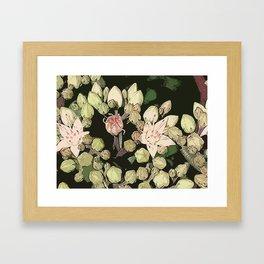 Pretty Pinks Framed Art Print