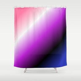 Genderfluid Shower Curtain