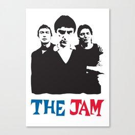 Jam Canvas Print