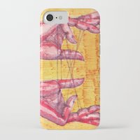 vonnegut iPhone & iPod Cases featuring Vonnegut - Cat's Cradle by Neon Wildlife
