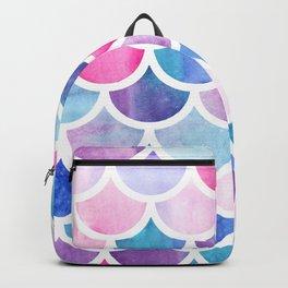 Mermaid scales Backpack