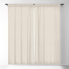 Fallen ~ Cream Blackout Curtain