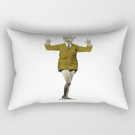 Yuppie Rock Rectangular Pillow