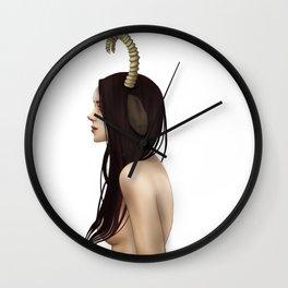 Centaur Dark Wall Clock
