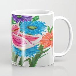 Deanna's Daisy's + 1 Coffee Mug