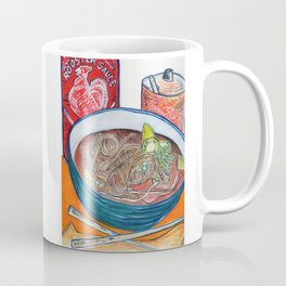 Ode To Pho Coffee Mug