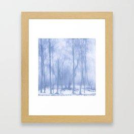 Towards Adventure Framed Art Print