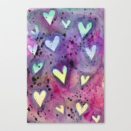 Heart No. 15 Canvas Print