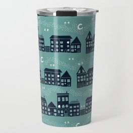 Night Creepers Travel Mug
