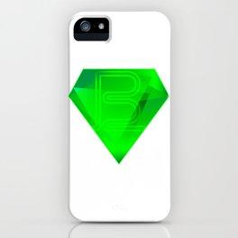 B-Krypton iPhone Case