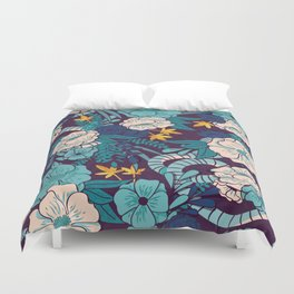 Jungle Pattern 003 Duvet Cover