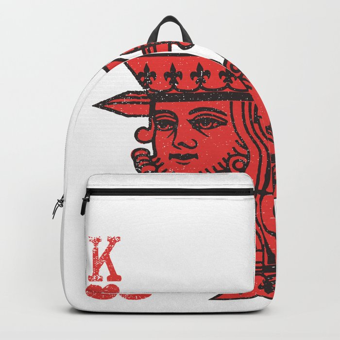 LOVE IS AN OPEN WOUND Backpack