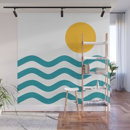 Abstract Landscape 11C Wall Mural