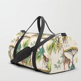 Landscape of Africa Duffle Bag