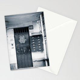 Address unknown Stationery Cards