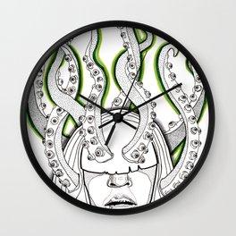 The Severed Myth Wall Clock
