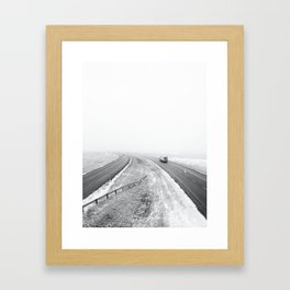 Artery Framed Art Print