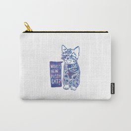What's New Pussycat Carry-All Pouch