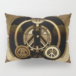 One Love (Brown) Pillow Sham
