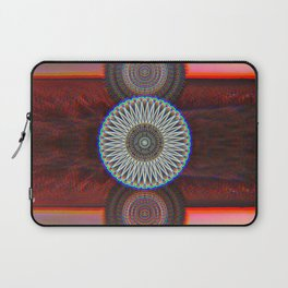 Three Mandalas Laptop Sleeve