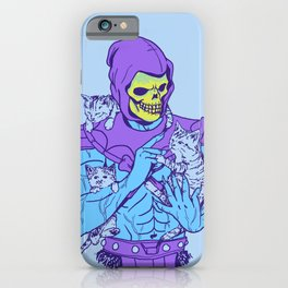 Masters of the Meowniverse iPhone Case