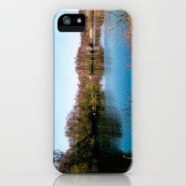Holme Fen nature reserve  iPhone Case